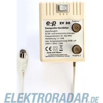 E+P Elektrik Zweigeräteverstärker ZV 30