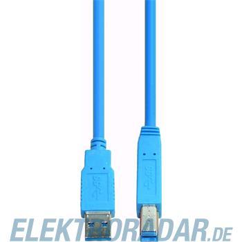 E+P Elektrik USB3.0-Verbindungskabel AB CC 302/2