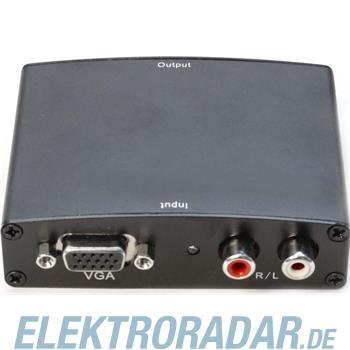 E+P Elektrik VGA-HDMI-Konverter HDK 10
