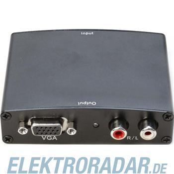 E+P Elektrik HDMI-VGA-Konverter HDK 11