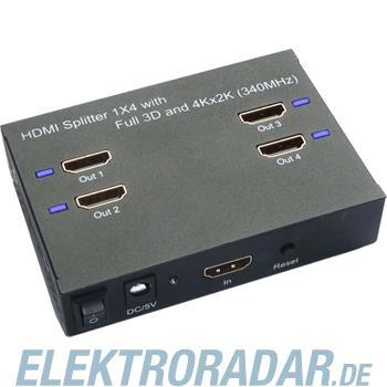 E+P Elektrik HDMI-Splitter High Speed HVV 14