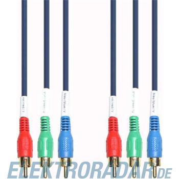 E+P Elektrik Video-Audio-Kabel VC 48/2