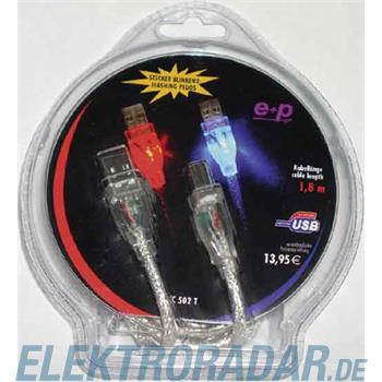 E+P Elektrik USB-Kabel CC 502 T