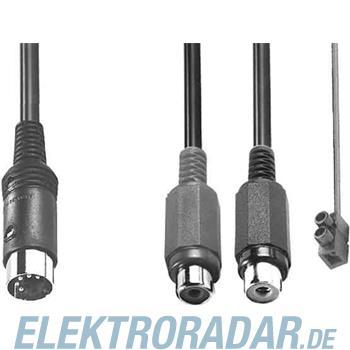 E+P Elektrik Stereo-Adapterkabel B 28