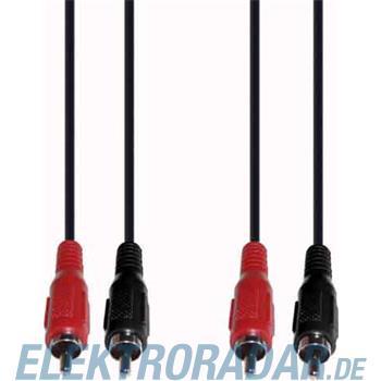 E+P Elektrik Cinch-Anschlusskabel B 33