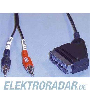 E+P Elektrik Scart-Überspielkabel VC 132
