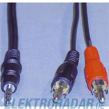 E+P Elektrik Stereo-Adapterkabel B 113/5