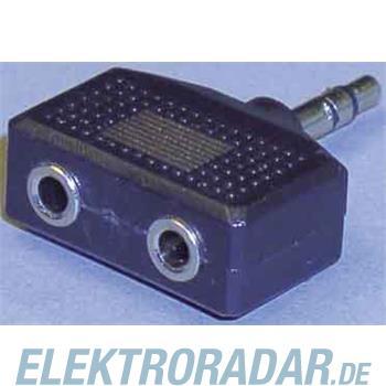 E+P Elektrik Stereo-Kompaktadapter GS 16