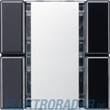 Jung KNX Tastsensor 2-fach sw LS 2092 NABS SW