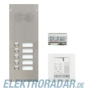 Legrand 904244 Sprechanlagenpaket mit Edelstahl-Audiotürstation 2