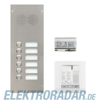 Legrand 904245 Sprechanlagenpaket mit Edelstahl-Audiotürstation 2
