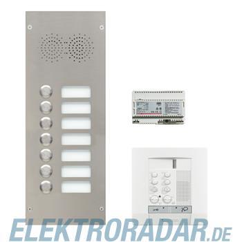 Legrand 904246 Sprechanlagenpaket mit Edelstahl-Audiotürstation 2
