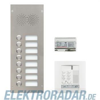 Legrand 904247 Sprechanlagenpaket mit Edelstahl-Audiotürstation 2