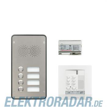 Legrand 904259 Sprechanlagenpaket mit Edelstahl-Audiotürstation 2