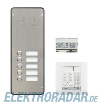 Legrand 904260 Sprechanlagenpaket mit Edelstahl-Audiotürstation 2