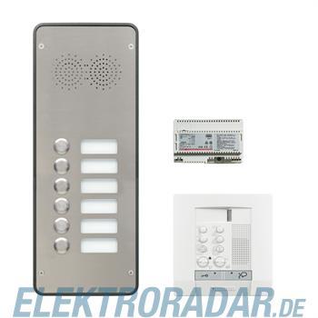 Legrand 904261 Sprechanlagenpaket mit Edelstahl-Audiotürstation 2