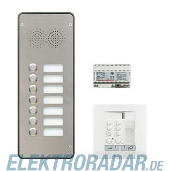 Legrand 904262 Sprechanlagenpaket mit Edelstahl-Audiotürstation 2