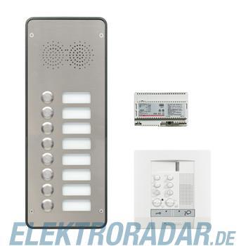 Legrand 904263 Sprechanlagenpaket mit Edelstahl-Audiotürstation 2