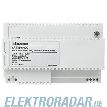 Legrand E46ADCN Netzgerät für My Home-Bus, Stromversorgung 230V AC