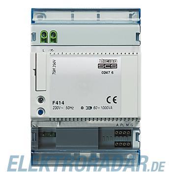 Legrand F414 Reiheneinbaudimmer für Glühlampen und magnetische