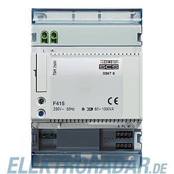 Legrand F415 Reiheneinbaudimmer für elektronische Vorschaltgerä