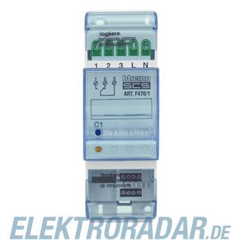 Legrand F470/1 Funk-Aktor 1-fach (Wechsel) Versorgungsspannung