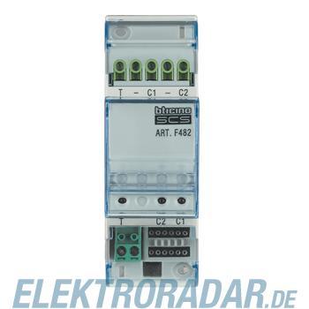 Legrand F482 Kontaktinterface
