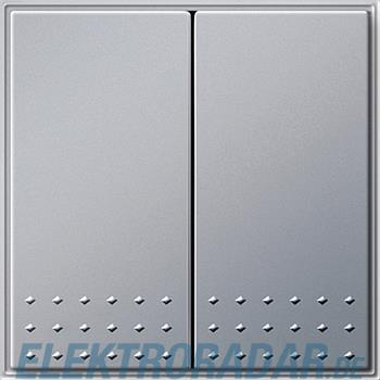 Gira Tast-Serienschalter alu 012565