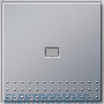 Gira Tast-Kontrollschalter alu 013665