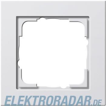 Produktbild Gira Abdeckrahmen 1f. rein-weiß 021122 Artikelnummer 10040990 | Elektroradar.de title=