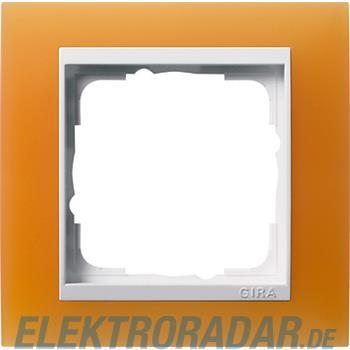 Gira Abdeckrahmen 1f.opak or 0211397