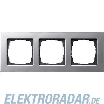 Gira Rahmen 3f.alu 0213203