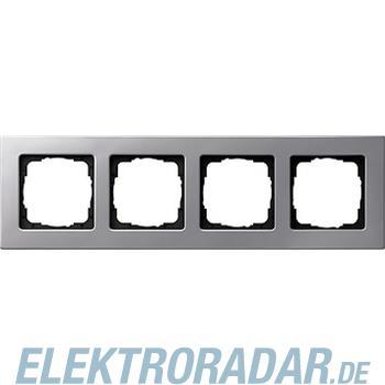 Gira Rahmen 4f.alu 0214203