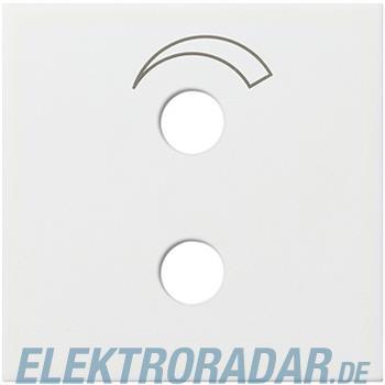 Gira Abdeckung f.Rundfunk-Einh. 026403