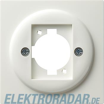 Gira Zentralplatte XLR rws 026540