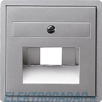 Gira Zentralplatte UAE/IAE alu 0270203