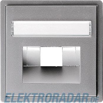 Gira Zentralplatte UAE/IAE alu 0284203