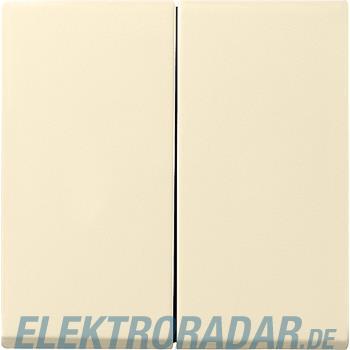 Gira Wippe Serienschalter 029501 cremeweiß-glänzend