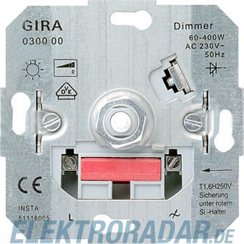 Gira Dimmer-Einsatz 030000
