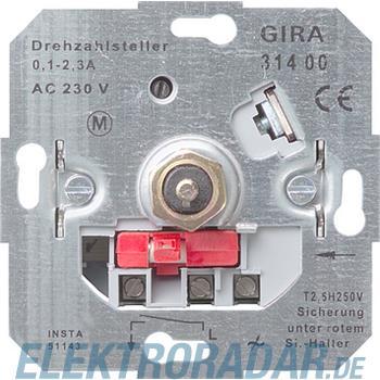Gira Drehzahlsteller-Einsatz 031400