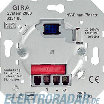 Gira NV-Tastdimmer-Einsatz 033100