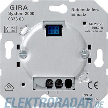 Gira Uni-Nebenstelle-Einsatz 033300