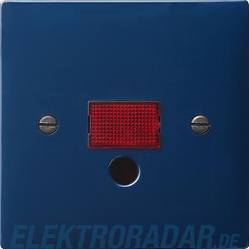 Gira Zentralplatte Zugtast. bl 063846
