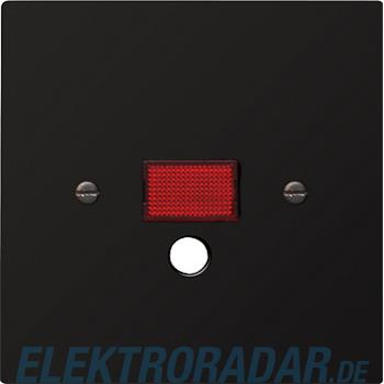 Gira Zentralplatte Zugtast. sw 063847