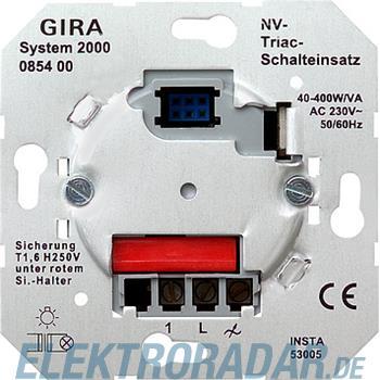 Gira Triac-Einsatz 085400