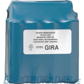 Gira Batteriepack 13,5V1,8Ah Li 094100