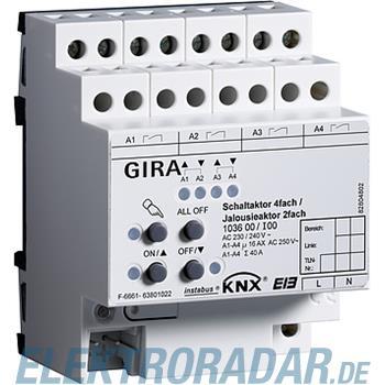Gira Schalt-Jalousieaktor 103600