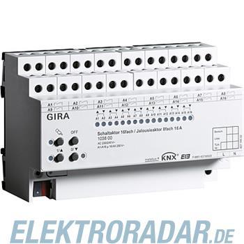Gira Schalt-/Jalousieaktor REG 103800