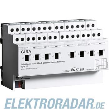 Gira Schaltaktor 8fach REG 104600
