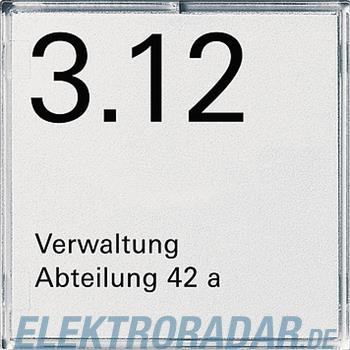 Gira Orientierungsschild 1f.rws 107100